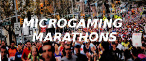Microgaming Marathons Sponsorship
