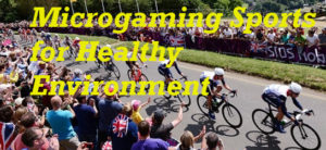 Microgaming Sports Events for Healthy Environment