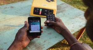 Solar Energy for Africans via Mobile Phones